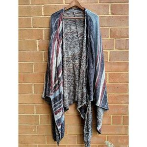 The Big Trail Poncho by Free People